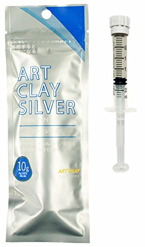 Art Clay Silver Syringe (No Tip Refill) by Jo-Ann Fabric and Craft Stores