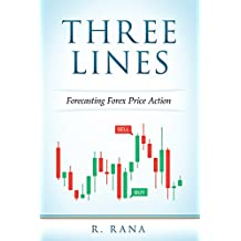Three Lines Forecasting Forex Price Action