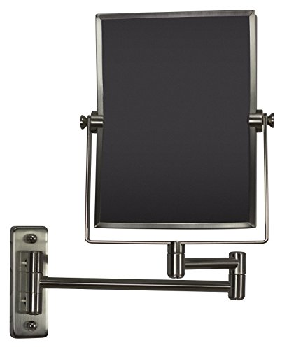 American Imaginations AI-888-20278 Magnifying Mirror Brushed Nickel from American Imaginations