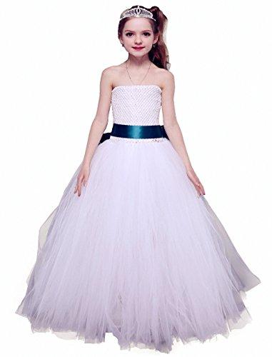 Tutu Dreams White Dresses for Teens (10, (Valentine Ball Dresses)