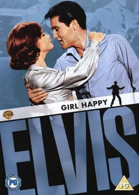 Elvis Presley: Girl Happy (V.O.S) (1965)
