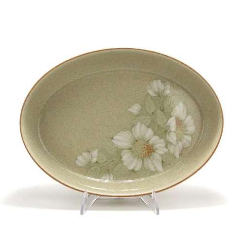 Daybreak by Denby-Langley, Stoneware Casserole Dish, Oval