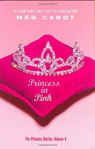 book cover of Princess in Pink