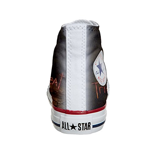 Converse All Star chaussures coutume (produit artisanal) the horror