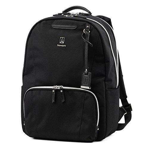 (Travelpro Luggage Maxlite 5 Women's Backpack, Black, One Size)