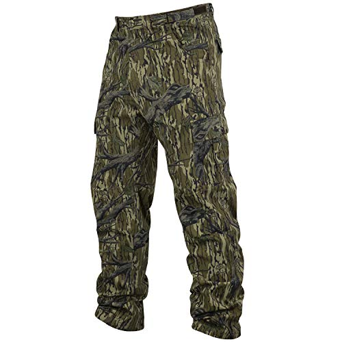 Mossy Oak Cotton Mill 2.0 Hunt Pant, Original Treestand, Large