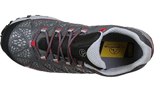 La Sportiva Primer Low GTX W Zapatos multifunción gris rojo