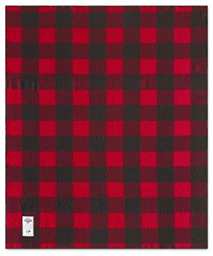 Woolrich Home 925060 Rough Rider Blanket, Red