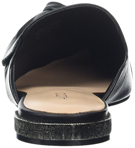 Aldo Maxence, Mules para Mujer Schwarz (Black Leather 97)