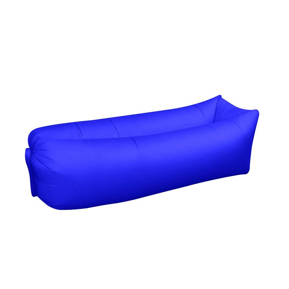 Nouveau Lit Pneumatique Portatif Jouets Gonflables, Sofa Gonflable Paresseux Imperméable étudiant De Plage En Plein Air - 240 * 70cm
