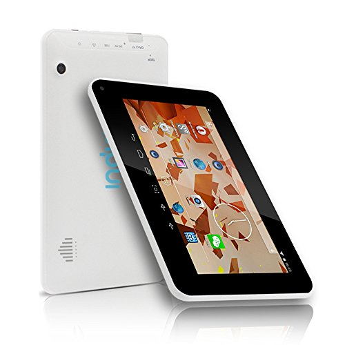 inDigi 7.0'' Android 4.2 Luxury Black Leather Tablet PC w/ HDMI WiFi Dual Camera by inDigi