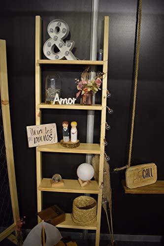 Escalera estantería: Amazon.es: Handmade