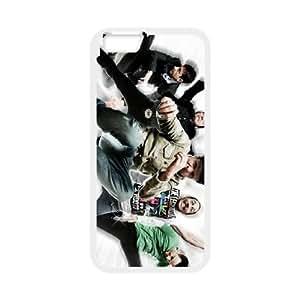 iPhone 6 Plus 5.5 Inch phone case White Beatsteaks MMWW7120261