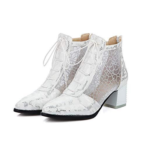 Bianco white 35 1to9 Zeppa Mns02969 Con Donna Sandali aTfXq8