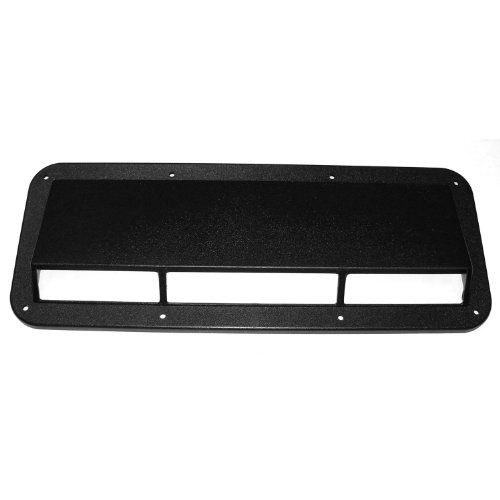Rugged Ridge 13307.01 Smoke Hood Scoop