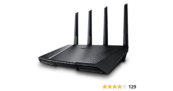 ASUS RT-AC87R Wireless-AC2400 - Router Gigabit de Doble ...
