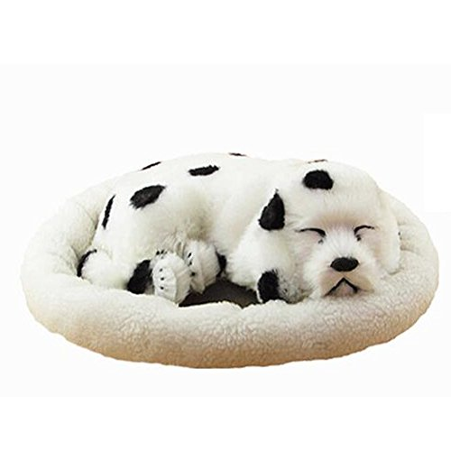 WuKong 7'' Plush Toy Dalmatians Dog Stuffed Animal with B...