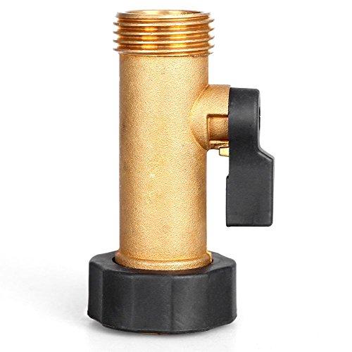 Solid Brass Garden Tap - 5