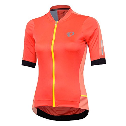 Pursuit SPD ss Jersey, Firefly Coral Diffuse, Large ()