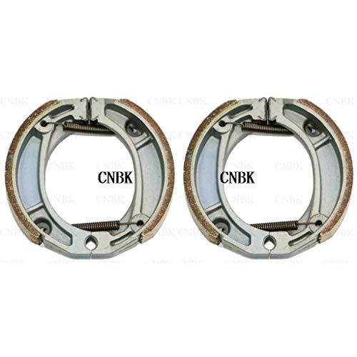 Front & Rear Brake Pad Shoe Set fit Honda C 90 C90 1993-2002 XR 200 R XR200 1980-2002 Pro Link Hero NXG 100 Splendor PRO LIFFAN LF 50 QGY 1 2semi Metallic