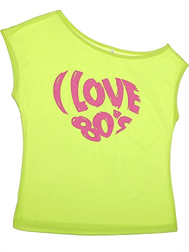 stume Off Shoulder T Shirt Halloween Dressing for Women and Girls (M, Print 3) (Halloween Costume Girls T-shirt)