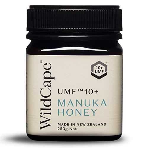 WildCape UMF 10+ Manuka Honey, 250g (8.8 oz)