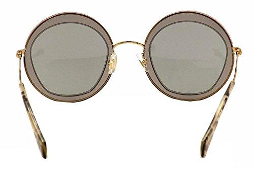 Miu Miu Sonnenbrille (MU 50QS) ROY-3C2: Transparent Grey