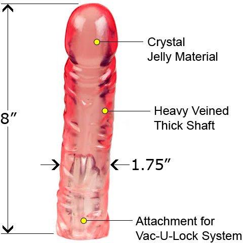 crystal white femdom