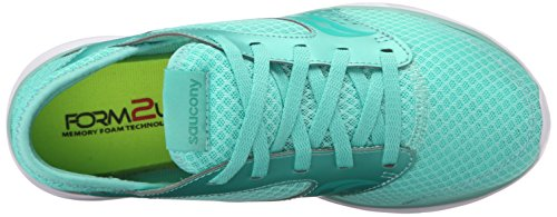 Teal Mint Relay Kineta Saucony Shoes Running Women's w7YTxnCq1
