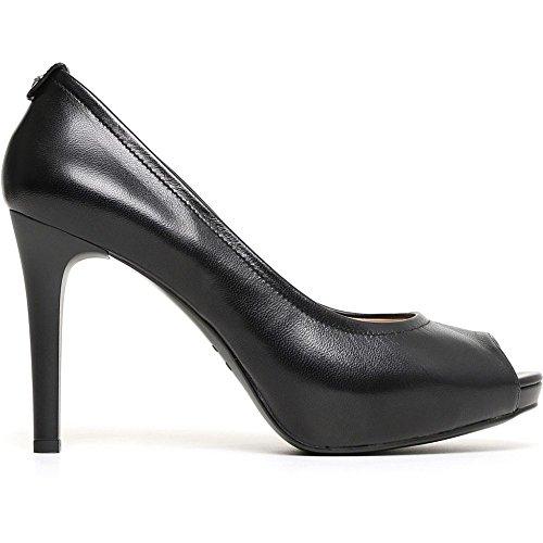 Femme Chaussures Talons Giardini Aiguilles À Nero afqcXwHH