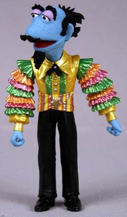 The Muppets Series 8 Marvin Suggs Action Figure