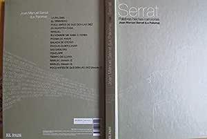 Serrat Palabras hechas canciones Joan Manuel Serrat