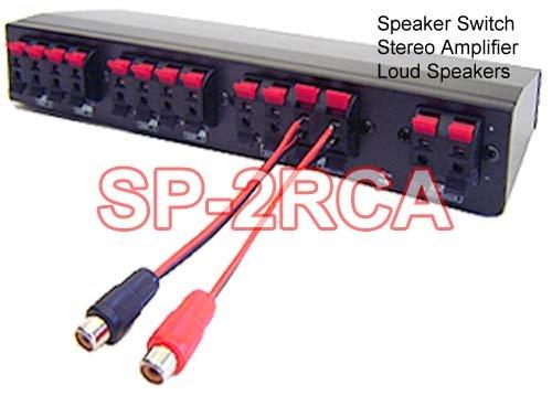 Attach Rca Plug To Speaker Wire: Amazon.com: Stereo RCA L/R Phono to Speaker Wire Adaptor for Amp rh:amazon.com,Design