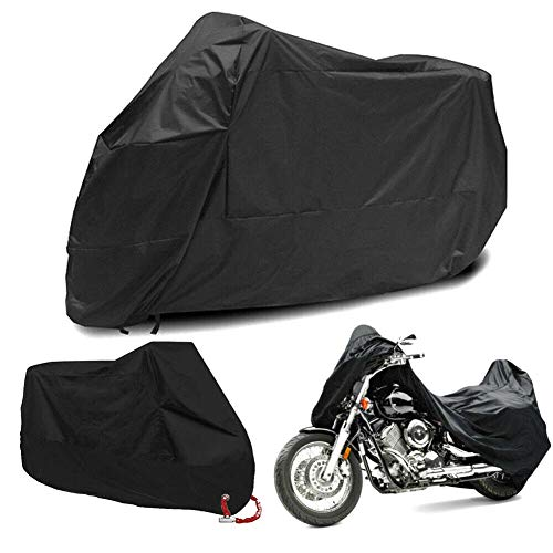 Etbotu Universal ATV UV Cover Waterproof Cover Outdoor Auto Sun Protection Covers