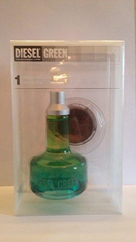 Diesel Green by Diesel 75 ml / 2.5 oz Aftershave Splash for Men