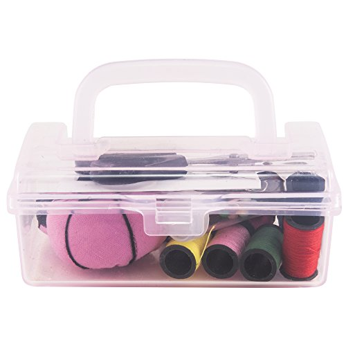 SINGER 01923 Toolbox Sewing Kit, 2.75-Inch ny 1.95-Inch ny 4.50-Inch