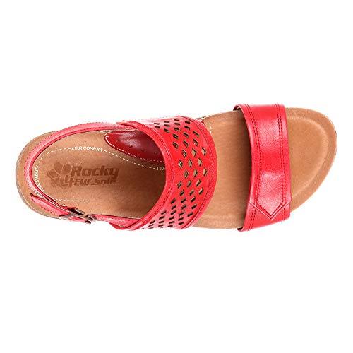 Women's Eursole Rocky 4 RKH185 Sprightly Sandal A0np7
