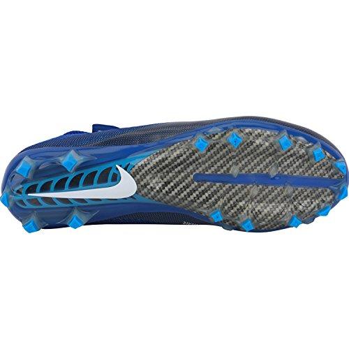 ... Nike Zoom Damp Karbon Untouchable Fotball Cleats Sko Blå Hvite Menns  Størrelse 13 ...