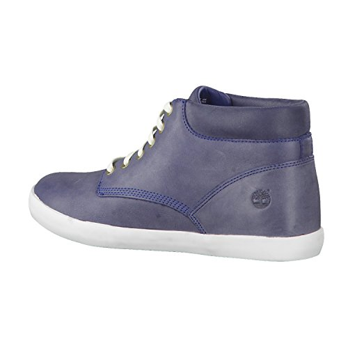 Timberland Women's Navy up Lace Shoes Brattleboro W Blue Chukka tBaUOtnqr