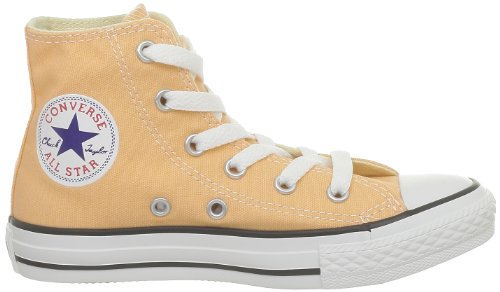 Pale All Converse Season mode Orange Star fille Chuck Hi Baskets Orange Taylor HWqqAnP