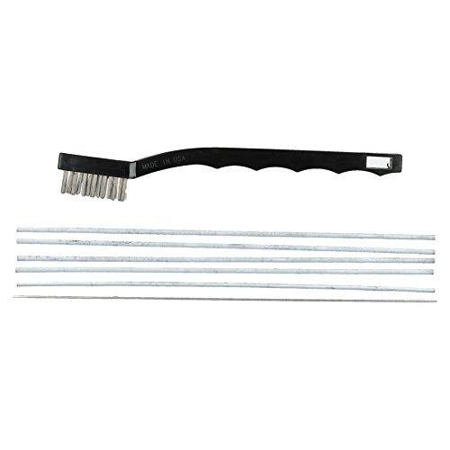 Lumiweld Aluminium Welding Brazing Soldering Crack Repair Rods Weld 5 Rod Kit