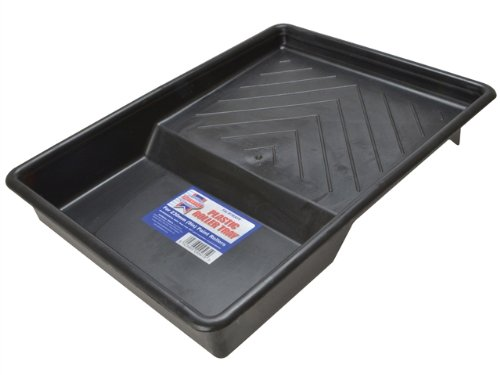Faithfull Plastic Roller Kit Tray 230mm (9 In) RTRAY9