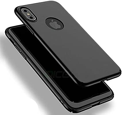 online store e18b8 47bbf Apple Iphone X 256gb Case & Cover Black Colour: Amazon.in: Electronics