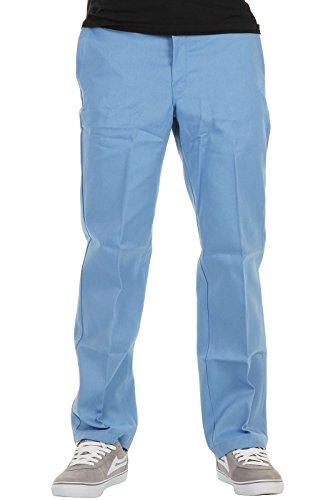 Homme Homme Pantalon Light Light Pantalon Homme Dickies Blue Light Blue Dickies Dickies Pantalon Blue S0SXwAqa
