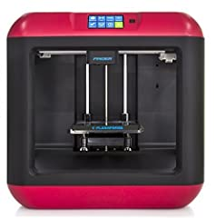 FlashForge is improving and doing the updates from time to time. To make sure you have the best experience with the 3d printer, please ALWAYS UPDATE FIRMWARE TO LATEST VERSION. You can do firmware update on the printer quickly. Here are the s...