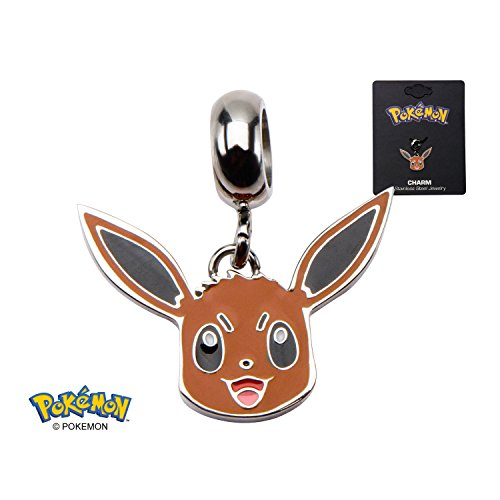 Officially Licensed Pokemon Dangle Charm - Eevee