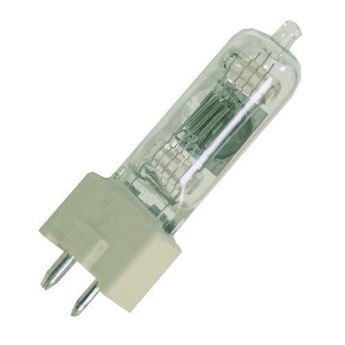10 Qty. EHA Osram Lamp Bulb 500w 120v gy9.5 54585