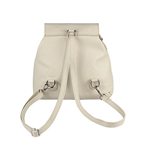 OBC Only-Beautiful-Couture - Bolso mochila  para mujer beige beige ca.: 32x27x8 cm (BxHxT) beige