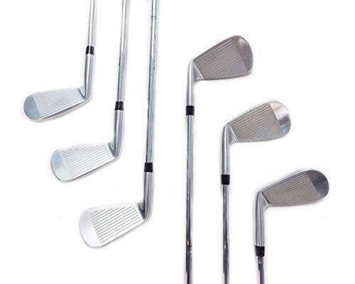 Mizuno MP-63 Irons Set 3-PW Forged (Steel Dynamic Gold Stiff) MP63 Golf Clubs by Mizuno (Image #1)