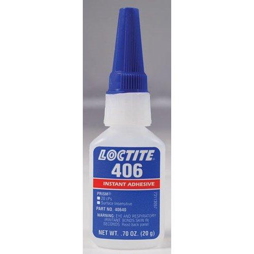 Loctite® 406 — мгновенный клей, разработанный специально для быстрого приклеивания пластмассы и резины. Продукт обладает чрезвычайно.